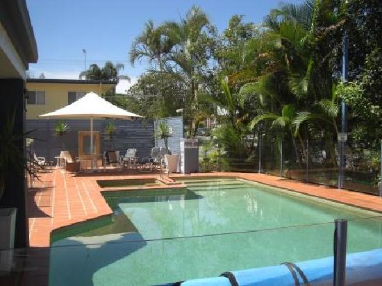 Santana Holiday Resort Apartments: Pool