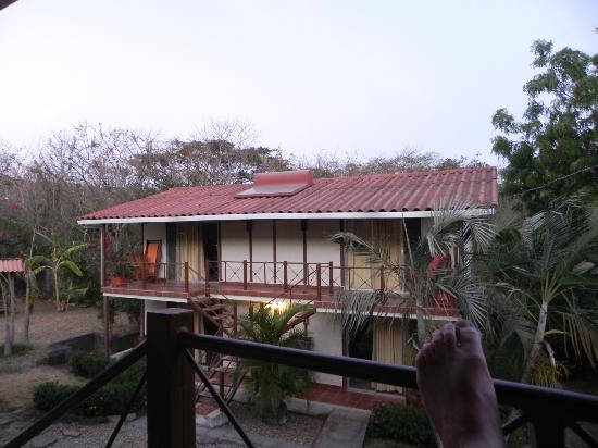 El Pacifico Hotel: 2nd set of rooms