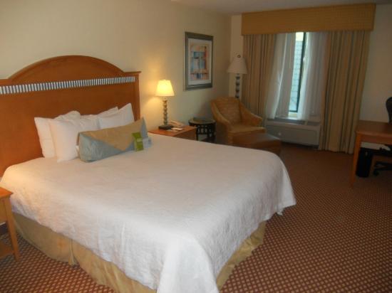 Hilton Garden Inn Atlanta Airport/Millenium Center: Bed
