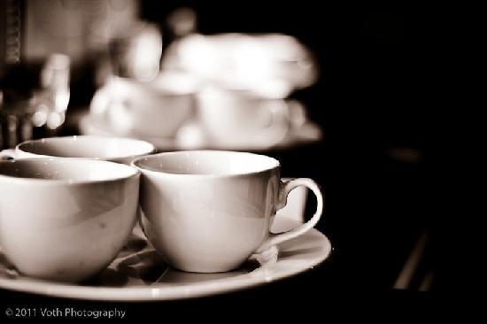 Good Omens Coffeehouse : Coffee tasting & tweetup