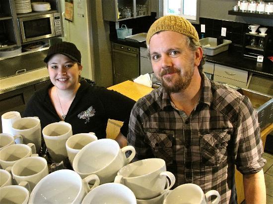 Good Omens Coffeehouse : Jason & Jamie