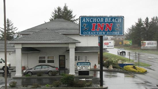 Anchor Beach Inn: Check-In