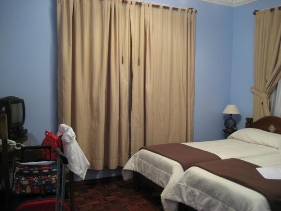 لا كارتوخا: room 2