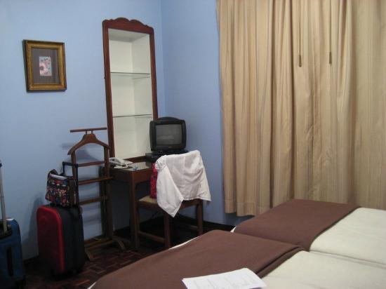 Hotel La Cartuja: room 2