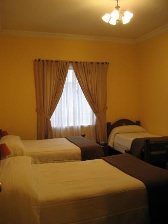Hotel La Cartuja: room 7