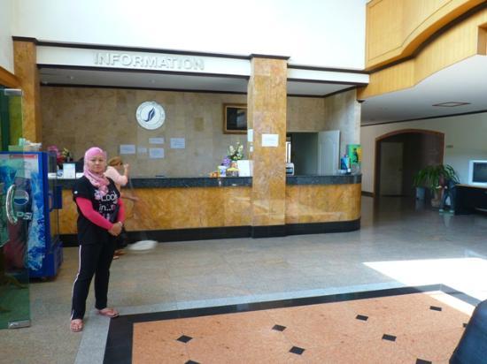 Princess Park Hotel : The lobby