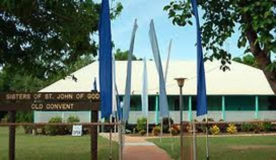 SSJG Heritage Centre Broome: Main entrance