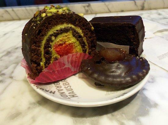 Marchini Time: Mmmm... chocolate!