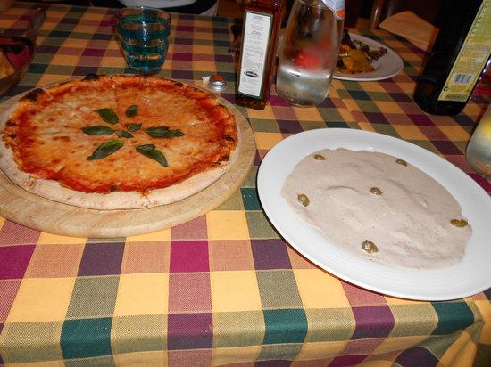 Trattoria Pizzeria Ai Bastioni: veneto dish