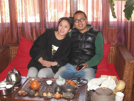 Huifeng Inn Shuhe: Lily and Jerry Ng