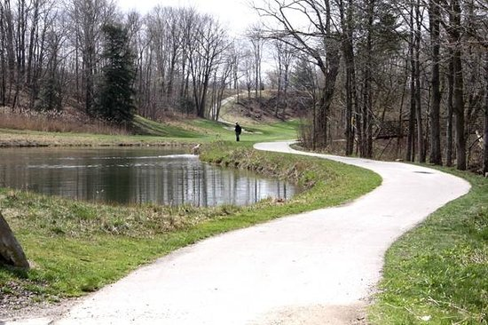 Tillsonburg Golf Course Trails