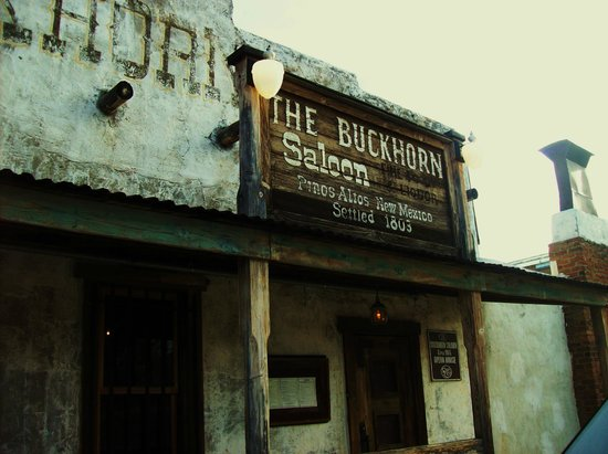 Buckhorn Saloon & Opera House: The Buckhorn Saloon