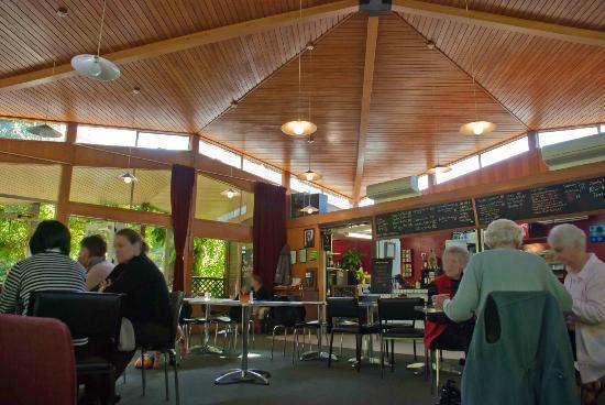 Queens Park Cafe Invercargill