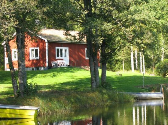 Karlskoga, Sweden: Lunedet stuga