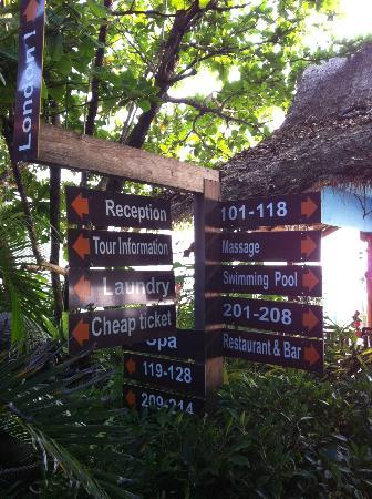 Amantra Resort & Spa: directions