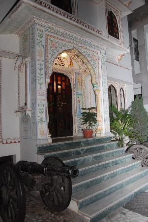 Tordi Haveli: Cannon