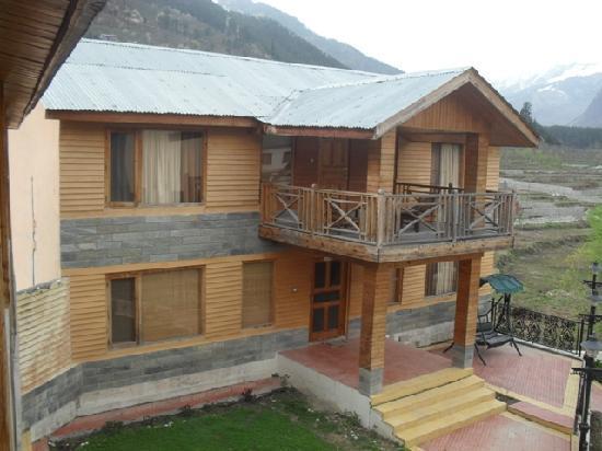 Hotel Sandhya Manali : cottage