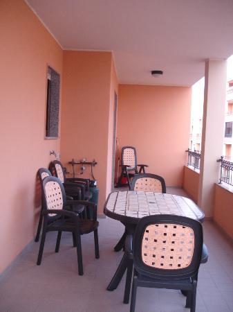 KaRol Casa Vacanze: terraza