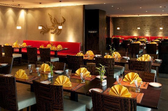 Ramada Chelsea Al Barsha : Have your Chinese food fix at Szechuan Palace