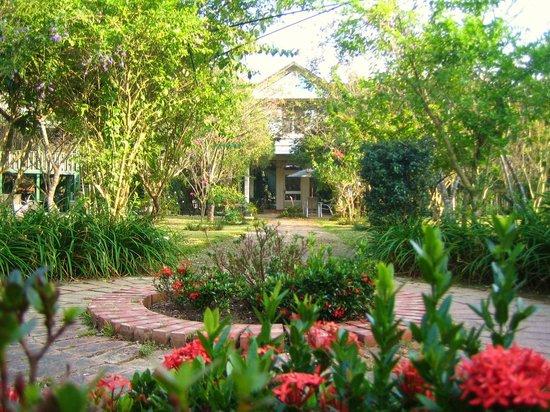 """Sun Moon Lake Secret Garden Design Villas: 秘密""""花園"""""""