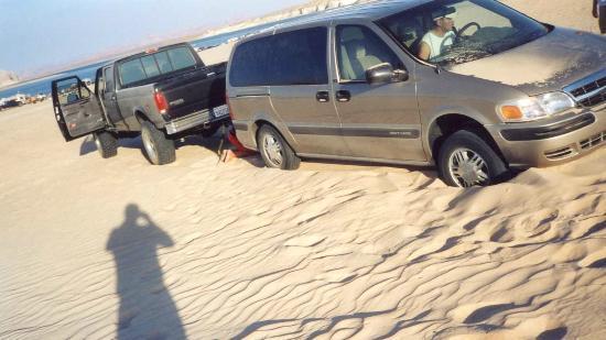 Lone Rock Beach: Lone Rock Beach 2002