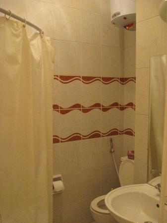 Diana Hotel: En suite