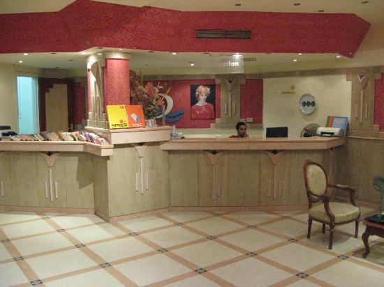 Diana Hotel: Reception