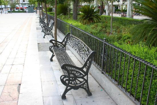 Plaza Nueva: la piazza