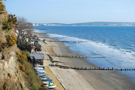 Luccombe Hall Hotel Shanklin Seafront