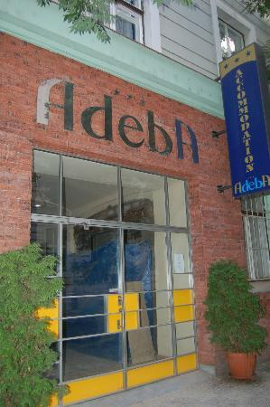 Adeba Hotel: Adeba, Prague