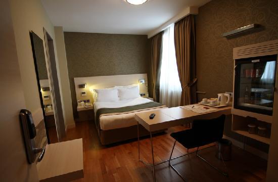 Troya Hotel: Standard Room