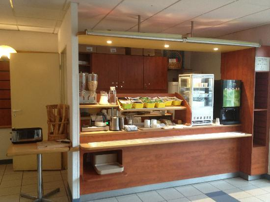 Ibis Budget Marseille Timone: Buffet Petit déjeuner