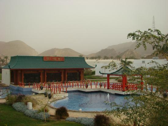 Movenpick Resort Taba : Китайский ресторан