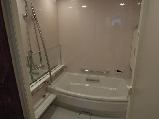 Pension One More Time Heart: Indoor Bathtub