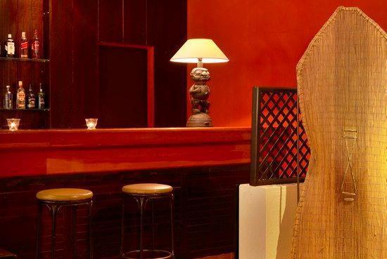 Mercure N'Djamena Le Chari: Al Ouadi Bar