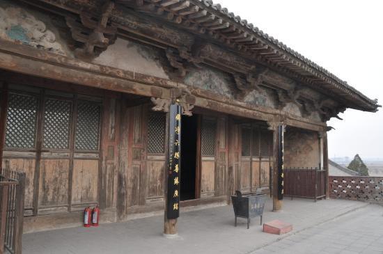 Zhenguo Temple: Taken by Yuri Capi