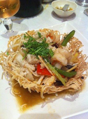 Baguettes de bambou