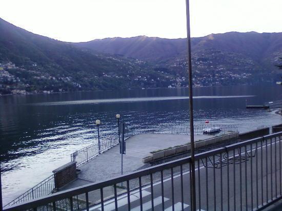 Hotel Plinio Au Lac : Panorama dalla camera