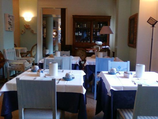 Hotel Plinio Au Lac : Sala da pranzo