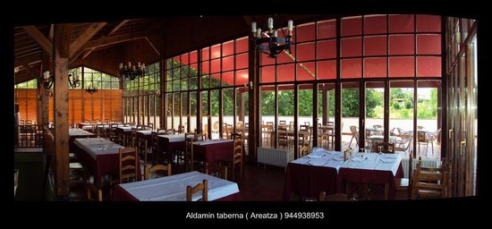 Restaurante Aldamin