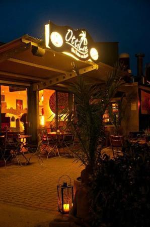 Strandcafe Ottilie: Ottilie am Abend