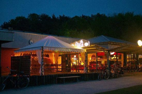 Strandcafe Ottilie: Wunderschön