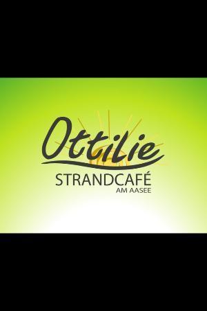 Strandcafe Ottilie: logo