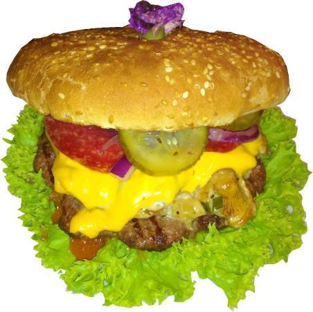 Burgerie: Black Forrest (BurgerContest)