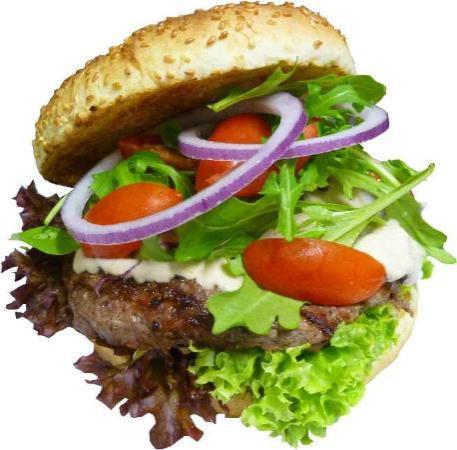 Burgerie: Burger tonato ( BurgerContest2011