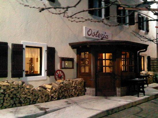 Stenico, Italy: ingresso
