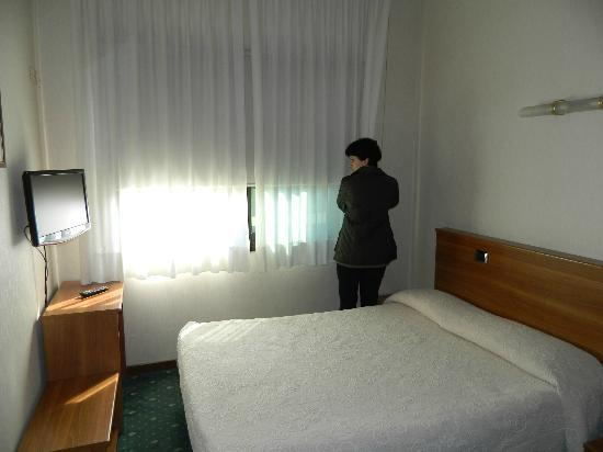 Hotel Nuova Mestre: The room