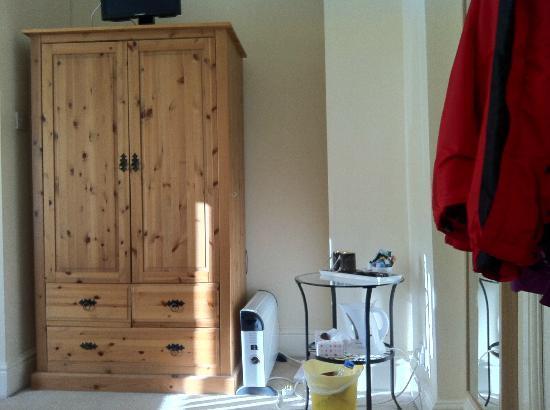 The Applegarth: bedroom