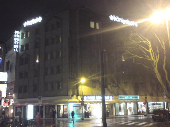 Hotel Königshof The Arthouse: hotel