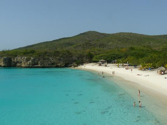 Poppy Hostel Curacao : Knip beach